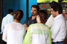 Karan Singh Grover, Sameer Soni were also present among others.
