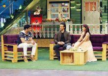 Kapil Sharma, Tiger Shroff, and Jacqueline Fernandez