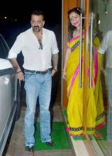 Sanjay Dutt, Maanyata Dutt