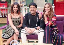 Kapil Sharma, Ileana D' Cruz, Esha Gupta