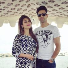 Divyanka and Vivek look made for each other.