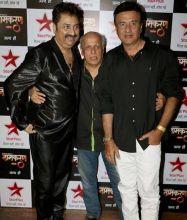 Kumar Sanu, Anu Malik, and Mahesh Bhatt