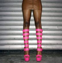 New york legs,NY legs,New York Times Magazine,Photo editor,Stacey Baker,Coffee table book