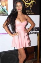 Poonam Pandey at the launch of a single called Judaaiyan