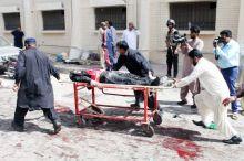 Terrorist attack in Pakistan