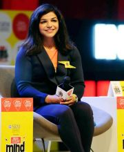 Sakshi Malik at Mind Rocks 2016