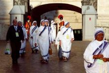 Mother Teresa's canonisation