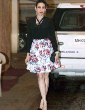 Karisma Kapoor at Kareena Kapoor Khan's birthday bash