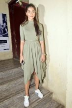 Pooja Hegde at Baar Baar Dekho screening