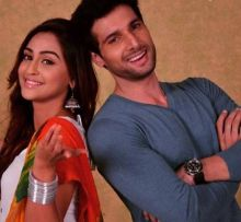 Rishabh and Raina in Brahmarakshas (Aham Sharma and Krystle D'Souza): They hardly have a romantic moment in the show, thanks to Brahmarakshas. But their fearless attitude make them one of the strongest couples on tube. Btw, they will soon be tying the kno
