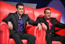 Salman Khan and Sanjay Dutt: Salman Khan got his partner in crime with this season. So far only Season 5 has seen double hosts and we must say the duo did a superb job.