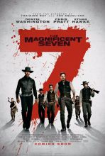 A poster of The Magnificent Seven