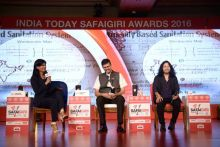 Engineer Rajesh Pai wins Tech Icon Award.