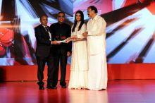 Aroon Purie at the Safaigiri Awards 2016.
