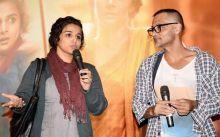 Vidya Balan, Sujoy Ghosh