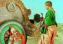Sivaji Ganesan in Karnan