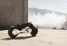 BMW Motarrad Vision 100