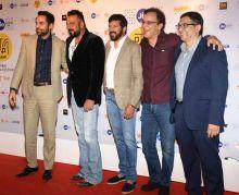 Abhay Deol, Sanjay Dutt, Kabir Khan, Vidhu Vinod Chopra