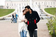 Aishwarya Rai Bachchan and Ranbir Kapoor in a still from ADHM