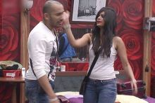 Ali Quli Mirza and Sonali Raut (Season 8): The Bigg Boss fights kept getting more and more violent with each season. The slapping drama between Ali Quli Mirza and Sonali Raut has gone down in the history of the show. Sonali's slap got her nominated for th