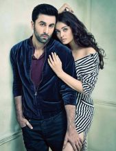 Aishwarya Rai Bachchan and Ranbir Kapoor