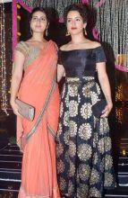 Fatima Sana Shaikh and Sanya Mahlotra