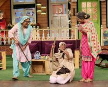 Fans can't wait to see Kapil's female drag avatar.