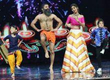 Shilpa Shetty is all praises for Baba Ramdev.