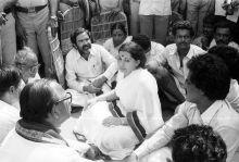 Jayalalithaa (Right)