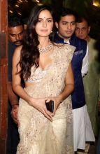 Katrina Kaif and Ananat Ambani at Bachchan Diwali Bash