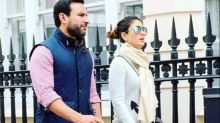 Saif-Kareena vacation
