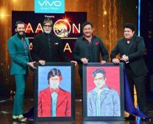 Big B and Shatrughan Sinha: None other than Amitabh Bachchan and Shatrughan Sinha will grace the first episode of Yaaron Ki Baraat. Big B will surprise Shatrughan by saying that the latter is a better actor than him, while Shotgun Sinha felt that the Sheh
