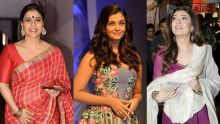 (L to R) Kajol, Aishwarya Rai Bachchan, Sushmita Sen