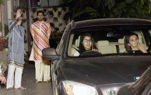 Amitabh Bachchan, Abhishek Bachchan, Taapsee Pannu