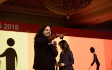 Kailash Kher enthralls audience.