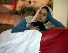 Ashmit Patel and Veena Malik (Bigg Boss Season 4): Pakistani model Veena Malik and Ameesha Patel's brother Ashmit Patel's chemistry was the talking point of the season. The couple not only got along like a house on fire, they were also seen cuddling and