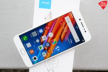 Vivo V5: Phone with 20MP selfie-shooter