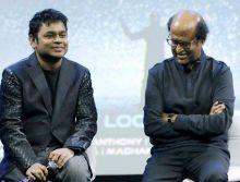 AR Rahman and Shankar