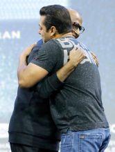 Rajinikanth and Salman Khan