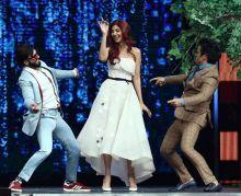 Ranveer Singh, Shilpa Shetty, and Rithvik Dhanjani