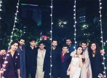 Ayan Mukerji, Aditya Roy Kapur, Sidharth Malhotra, Ranbir Kapoor, Arjun Kapoor and others