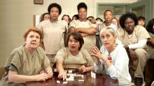 Orange Is the New Black--the critically acclaimed TV series---probably the freshest among the lot, is based on Piper Kerman's memoir, Orange Is the New Black: My Year in a Women's Prison (2010). The series revolves around Piper, a woman in her 30s who is