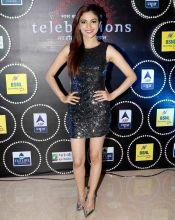 Bahu Humari Rajni_Kant lead Ridhima Pandit looks stunning in this short outfit.