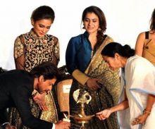 Parineeti Chopra, Kajol, Shah Rukh Khan, Mamata Banerjee