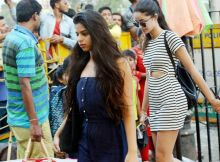 Suhana Khan and Ananya Panday