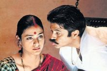 Tabu and Anil Kapoor in a still from Virasat