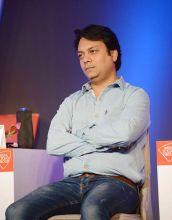 Zeishan Quadri,Indian writer, actor, director and producer