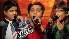 The Voice India Kids contestants