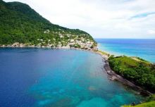 Dominica Dominica is the land of 'beauty unspoilt'. Retaining every authenticity of a true Caribbean destinations,this destination claims to be 'paradise' for divers and hikers. With boiling waters, underwater champagne springs, sparking waterfalls, ra