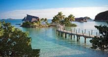 Fiji Fiji is and archipelago of 333 sun-kissed islands. On of its convenient features is that services in this destination will always be adaptable to one's pocket. One can look for an affordable accommodation, of exclusive 5 star resorts or even book